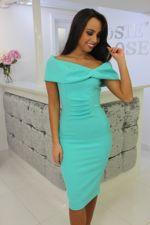 Bardot Midi Dress Mint
