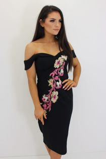 Oxyegn Dress Pink Floral-Copy
