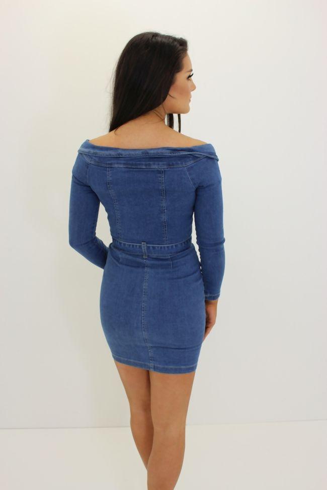 Tasha Denim Dress