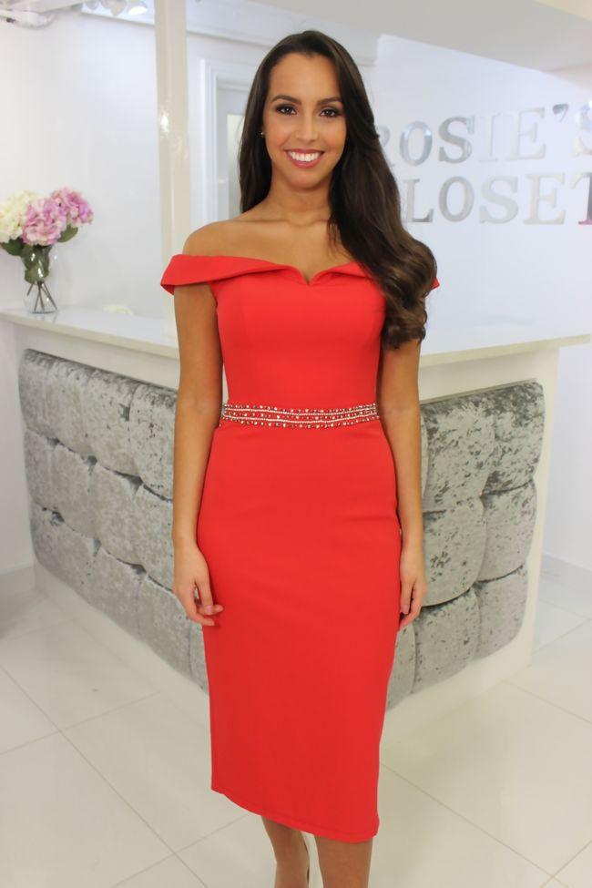 Blush Midi Dress-Copy