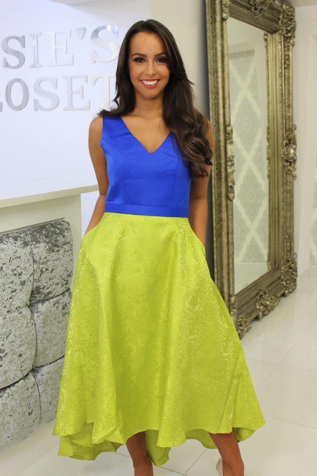 Burgundy Lace Front Dress-Copy